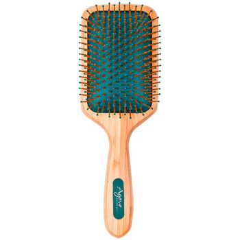 Beauté Accessoires cheveux Agave Healing Oil Nautral Bamboo Paddle Brush