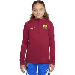 Vêtements Enfant Sweats Nike Training Top Barcelone 2021-22 bordeaux