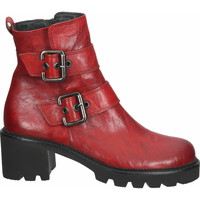 Chaussures Femme Boots Paul Green Bottines Rot