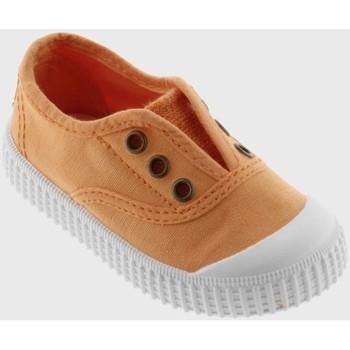 Chaussures Enfant Baskets basses Victoria Inglesa Elastico Guayaba Autres