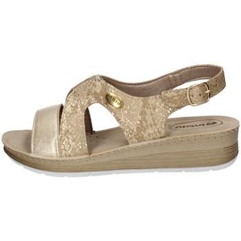 Chaussures Femme Sandales et Nu-pieds Inblu FC 36 PLATINE