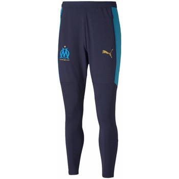 Vêtements Homme Pantalons de survêtement Puma Classic OM Bleu