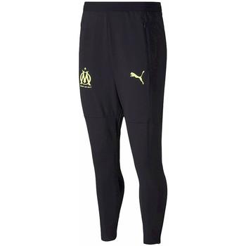 Vêtements Homme Pantalons de survêtement Puma OM yellow Noir