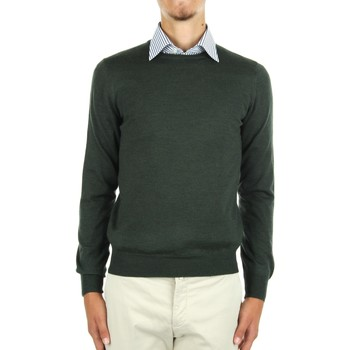 Vêtements Homme Pulls La Fileria 14290 55167 Vert
