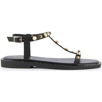 Chaussures Fille Sandales et Nu-pieds Les Tropéziennes par M Belarbi Clelia Noir