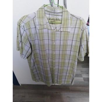 Vêtements Homme Chemises manches courtes Sans marque Chemisette Multicolore