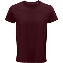 Vêtements Homme T-shirts manches courtes Sols 03582 Bordeaux