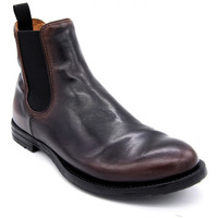 Chaussures Homme Boots Officine Creative anatomia 083 Marron