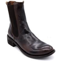 Chaussures Femme Boots Officine Creative lison/017 Marron