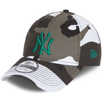 Accessoires textile Homme Casquettes New-Era Casquette 9FORTY NY Yankees Camo' Camouflage