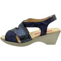 Chaussures Femme Sandales et Nu-pieds Piesanto 8861 Azul