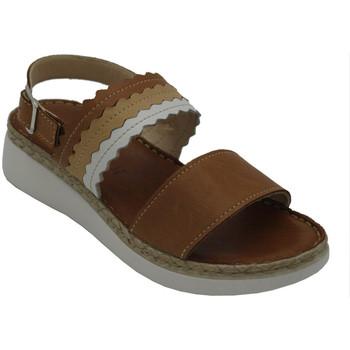 Chaussures Femme Sandales et Nu-pieds Riposella ARIPOSELLA16213marr marrone