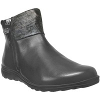 Chaussures Femme Bottines Mobils By Mephisto Catalina Noir cuir
