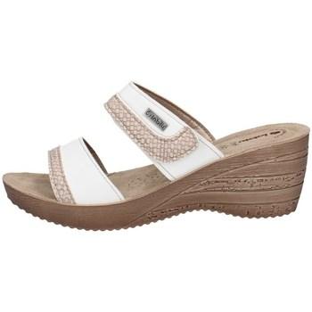 Chaussures Femme Mules Inblu GZ 39 BLANCHE