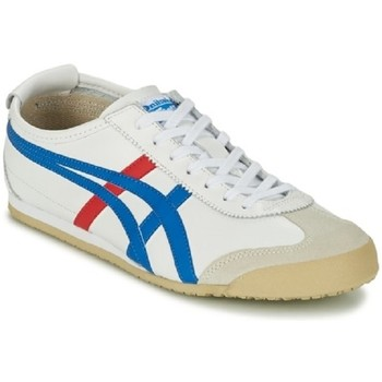 Chaussures Femme Baskets basses Onitsuka Tiger Chaussure lacet MEXICO 66 Blanc