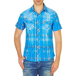 Vêtements Homme Chemises manches courtes Redskins KEENE THURAM Bleu