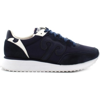 Chaussures Homme Baskets basses Wushu 100004 000 205 Blu