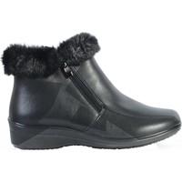 Chaussures Femme Boots Enza Nucci Bottine Femme Noir