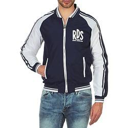 Vêtements Homme Blousons Redskins SPOON LONDON Bleu marine /Blanc