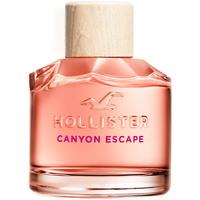 Beauté Femme Eau de parfum Hollister Canyon Escape For Her Edp Vaporisateur