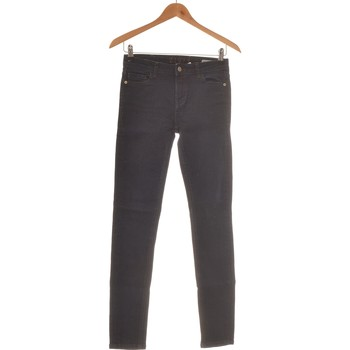 Vêtements Femme Jeans slim Zara Jean Slim Femme  34 - T0 - Xs Bleu