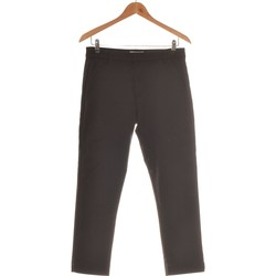 Vêtements Femme Pantalons cargo Bershka Pantalon Slim Femme  38 - T2 - M Noir