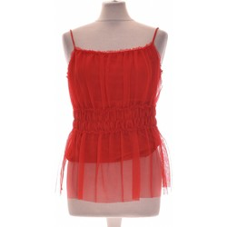 Vêtements Femme Débardeurs / T-shirts sans manche H&M Débardeur  34 - T0 - Xs Rouge
