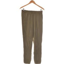 Vêtements Femme Pantalons fluides / Sarouels H&M Pantalon Bootcut Femme  38 - T2 - M Vert