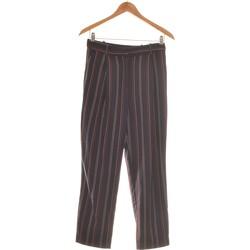 Vêtements Femme Pantalons fluides / Sarouels Pimkie Pantalon Bootcut Femme  36 - T1 - S Bleu