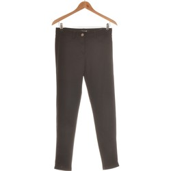 Vêtements Femme Chinos / Carrots Forever 21 Pantalon Droit Femme  38 - T2 - M Noir