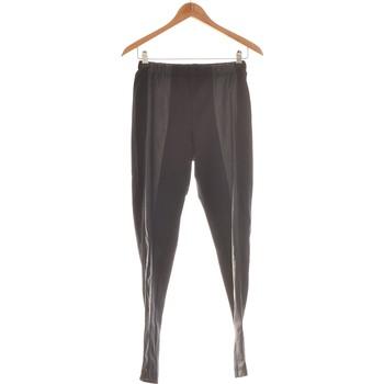 Vêtements Femme Pantalons fluides / Sarouels Deca Pantalon Slim Femme  36 - T1 - S Bleu