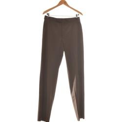 Vêtements Homme Pantalons fluides / Sarouels Thierry Mugler Pantalon Bootcut Homme  40 - T3 - L Marron