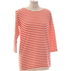 Vêtements Femme Tops / Blouses Cos Top Manches Longues  38 - T2 - M Rouge