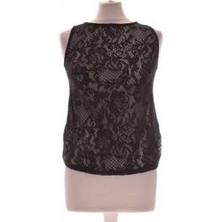 Vêtements Femme Débardeurs / T-shirts sans manche Atmosphere Débardeur  34 - T0 - Xs Noir