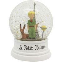 Maison & Déco Enfant Statuettes et figurines Petit Prince Boule à Neige  PARIS Blanc