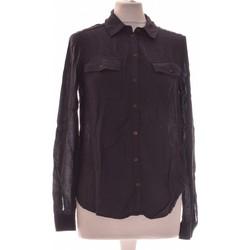 Vêtements Femme Chemises / Chemisiers Bonobo Chemise  34 - T0 - Xs Gris