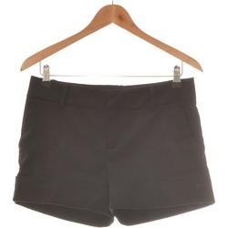 Vêtements Femme Shorts / Bermudas Zara Short  38 - T2 - M Noir