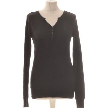 Vêtements Femme Pulls Camaieu Pull Femme  36 - T1 - S Noir