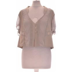 Vêtements Femme Chemises / Chemisiers Deca Chemise  44 - T5 - Xl/xxl Gris