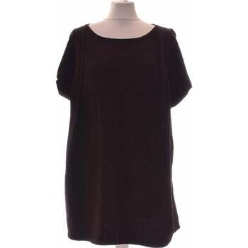 Vêtements Femme Tops / Blouses Kanabeach Top Manches Courtes  36 - T1 - S Noir