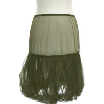 Vêtements Femme Jupes Deca Jupe Mi Longue  36 - T1 - S Vert
