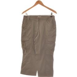 Vêtements Femme Pantacourts Phildar Pantacourt Femme  38 - T2 - M Gris