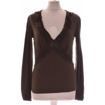 Vêtements Femme Tops / Blouses Mexx Top Manches Longues  38 - T2 - M Vert