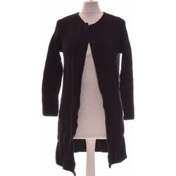 Vêtements Femme Gilets / Cardigans Collection Automne / Hiver Gilet Femme  38 - T2 - M Noir