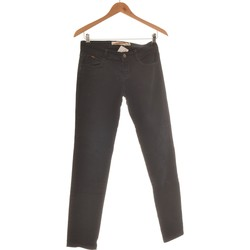 Vêtements Femme Jeans slim Zara Jean Slim Femme  36 - T1 - S Noir