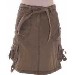 Vêtements Femme Jupes H&M Jupe Courte  34 - T0 - Xs Vert