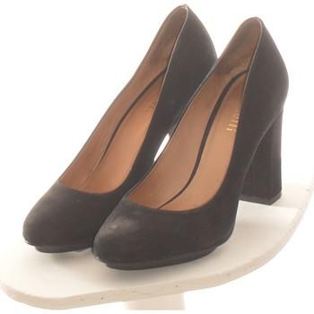Chaussures Femme Escarpins Minelli Paire D'escarpins  36 Noir