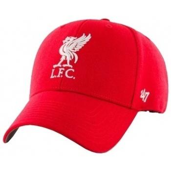Accessoires textile Homme Casquettes 47 Brand EPL FC Liverpool Cap rouge