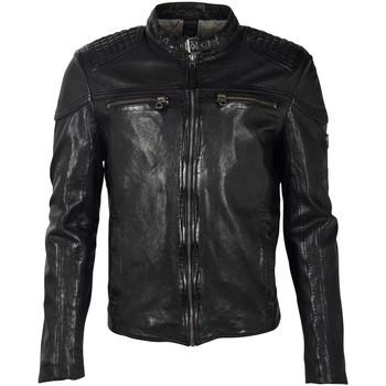 Vêtements Homme Blousons Gipsy - blouson en cuir Noir