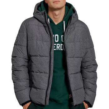 Vêtements Homme Doudounes Superdry Sport puffer Gris